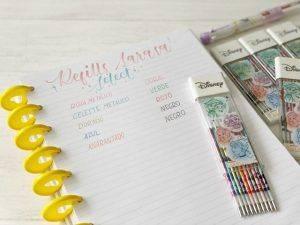 Refill Sarasa Select Princess Edition
