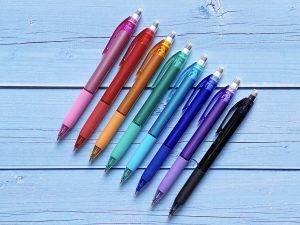 Set Uniball RE Colors Borrables